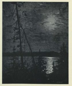 The Canadian Magazine, December 1916 Tom Thomson, Moonlight